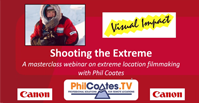 Shooting the Extreme with Phil Coates Webinar