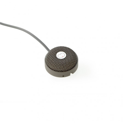 SANKEN CUB-01PT-GY Miniature Boundary Microphone Pigtail - Grey