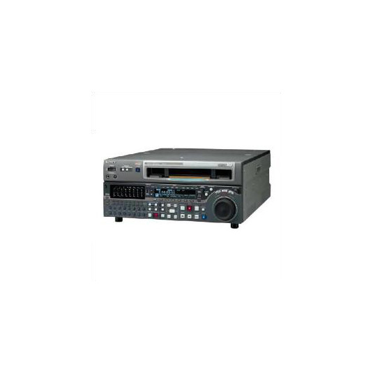 SONY MSW-A2000P/1 MPEG IMX Recorder with SX/SP P