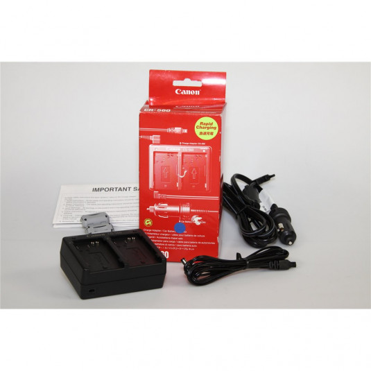 CANON CR-560 Charge Adaptor/Car Battery Cable ki