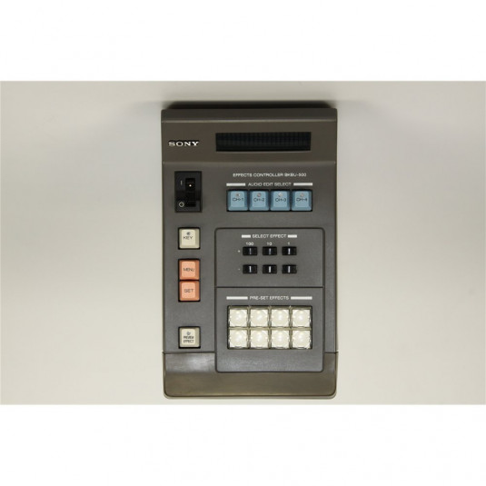 SONY BKBU-500 Effects Controller