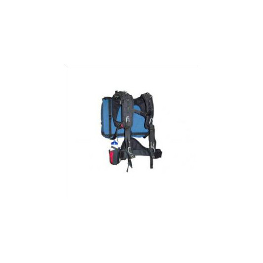 PORTABRACE BK-3EXP Modular Backpack,Ext/Value Pac