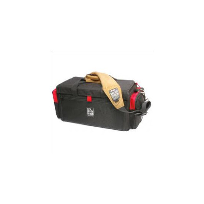 PORTABRACE DVO-1R DV Organizer (Black/Red)