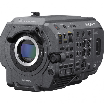Sony PXW-FX9 Camera (Body Only)