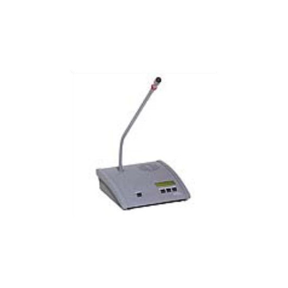 BEYERDYNAMIC MCW-D 2071 Delegate microphone unit with integ