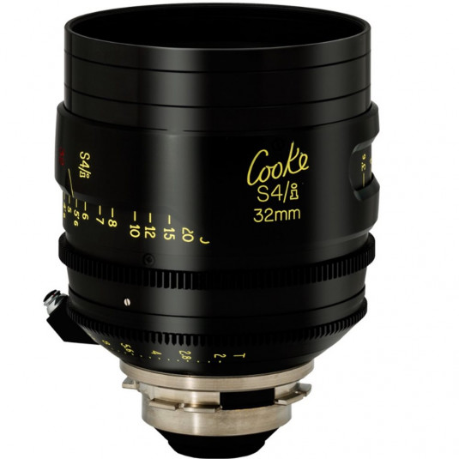 COOKEOPTICS S4I 32MM LENS Cooke 32mm S4/i T2 PL Mount Lens