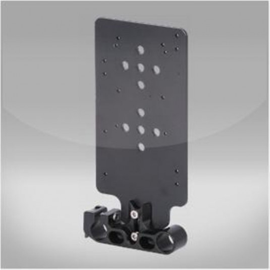 VOCAS 0370-0105 Battery adapter plate for 15mm