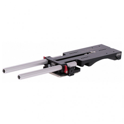 VOCAS 0350-2001 Vocas USBP-15F (0350-2001) 15mm Universal shoulder Base plate with flat base