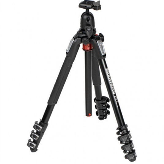 MANFROTTO MK190XPRO4-BH 190 ALU KIT BALL HEAD