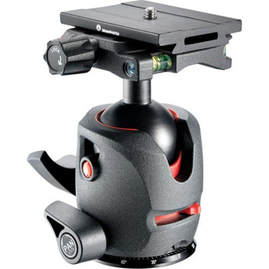 MANFROTTO MH054M0-Q6 054 MAGNESIUM BALL HEAD WITHTO