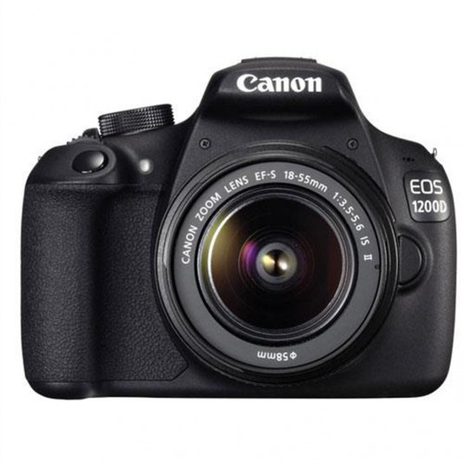 CANON CONSUMER EOS 1200D 18-55DCIII+ EF-S 50MM 1.8 EOS 1200D 18-55DCIII+ EF-S 50MM 1.8