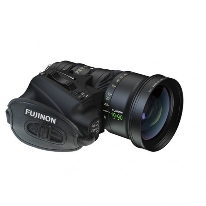 FUJINON ZK4.7X19-SAM (FEET) Fujinon PL 19-90mm T2.9 Cabrio (ZK4.7x19) Zoom Lens