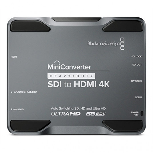 BLACKMAGIC BMD-CONVMH/DUTYSH4K BLACKMAGIC Heavy Duty Mini Con
