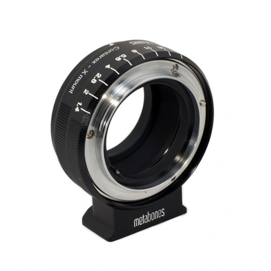 METABONES MB_CX-X-BM1 Metabones Contarex to X-mount/FUJI Adapter