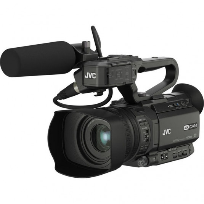 JVC GY-HM200E JVC GY-HM200E 4KCAM Live Streaming Camcorder