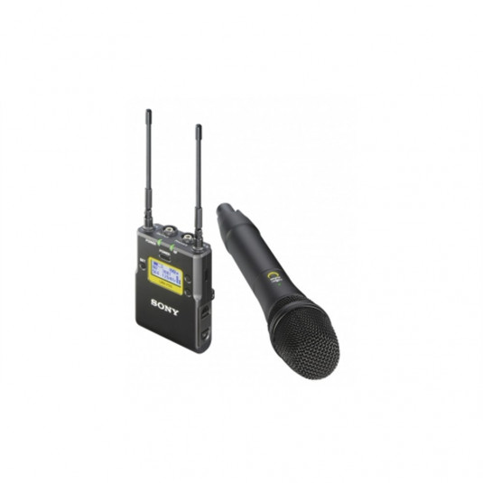 SONY UWP-D12/K21 ENG UHF-Wireless set, UTX-M03
