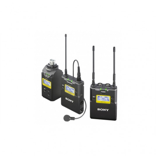 SONY UWP-D16/K42 ENG UHF-Wireless set, UTX-B03