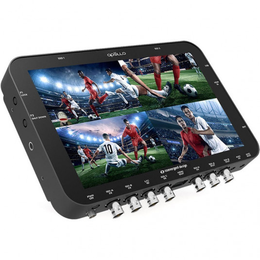 CONVERGENT DESIGN CD-APOLLO Convergent Design Apollo - Portable Multicamera HD Recorder/Switcher