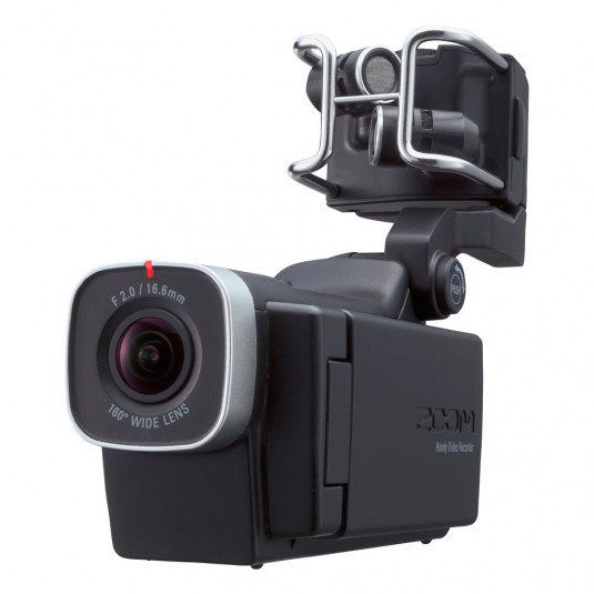 ZOOM UK Q8 Q8 Zoom HD Video and Four Track Audio Recorder