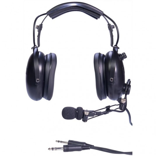 BLACKMAGIC BMD-NCH Aviation Style Noise Cancelling Headset