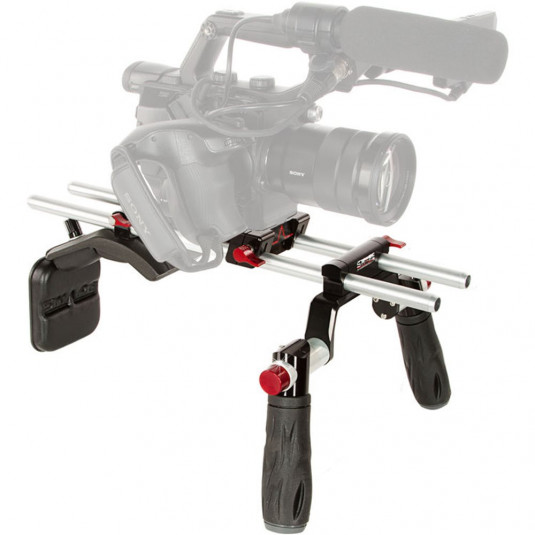 SHAPE FS5SM SHAPE Shoulder Mount Kit for Sony FS5 Camera