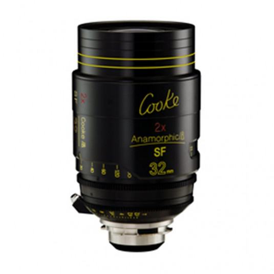 COOKEOPTICS ANAMORPHIC SF 32MM Cooke Anamorphic SF 32mm T2.3