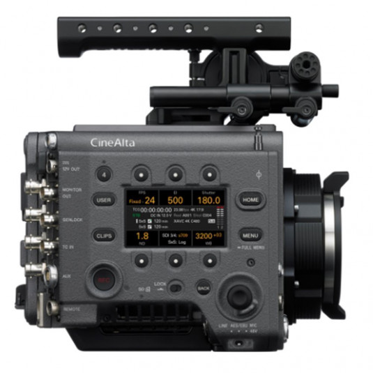 SONY VENICE/CINE Sony VENICE (Body) with OLED Viewfinder and AXS-R7