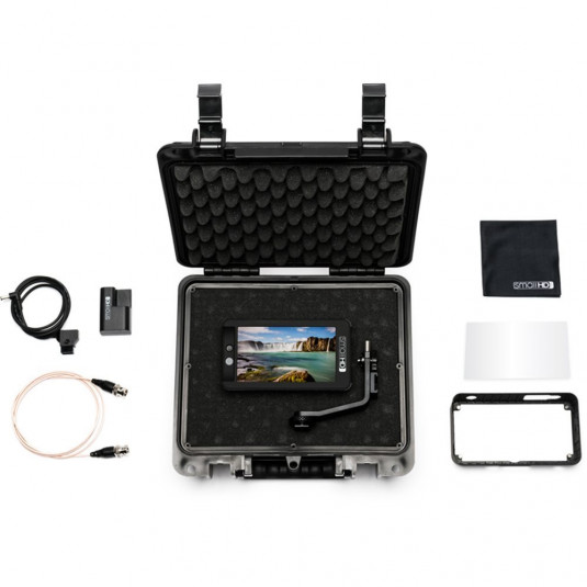 SMALL HD SHD-MON502BKIT1 SmallHD 502 Bright Bundle