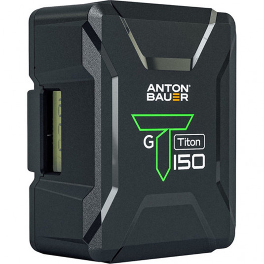 ANTON BAUER 8675-0137 Titon 150 Gold Mount Battery