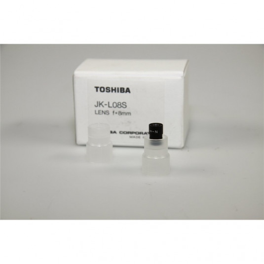 TOSHIBA JK-L08S Lens for Toshiba/Elmo Camera