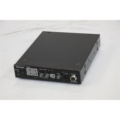 PANASONIC GP-US-502 Industrial colour camera