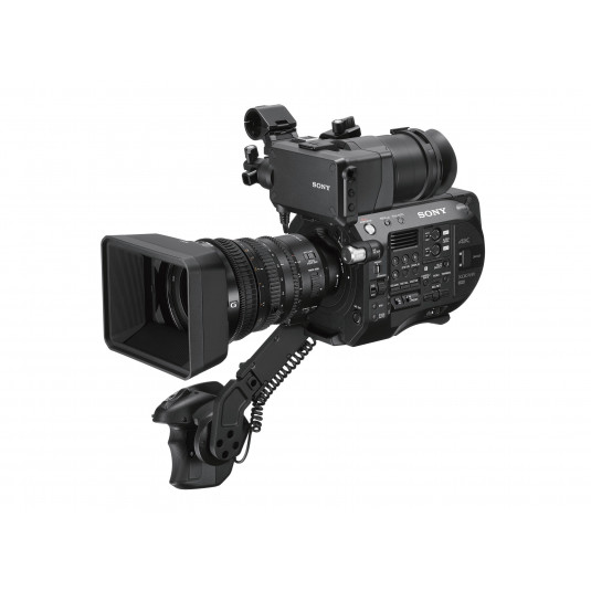 Sony FS7 II K with 18-110mm f/4 G OSS Lens (PXW-FS7M2K)