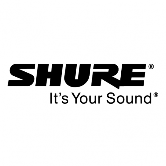 SHURE UA506 Rack Mount Hardware for 1 x ULX Rec