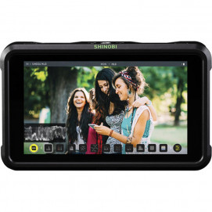"ATOMOS AO-ATOMSHBS01 Atomos Shinobi SDI 5"" 3G-SDI & 4K HDMI Pro Monitor"
