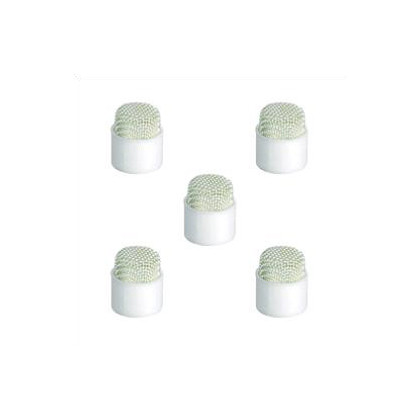 DPA MICROPHONES DUA6005 Miniature Grids 5 pcs Soft Boost White