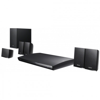 SONY BDVZ7.CEK Ultra Compact 2.1ch Blu-Ray Home Th