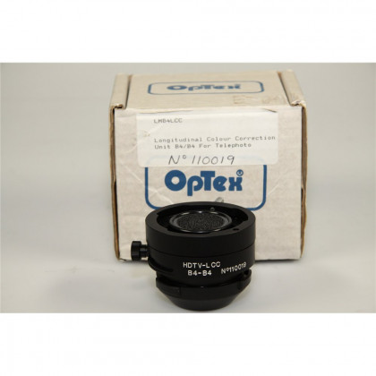 OPTEX LMB4LCC HDTV Sony B4 to B4 Mount optical Co