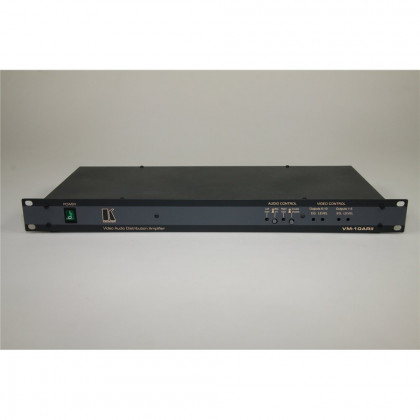 KRAMER VM-10ARII Video Stereo Audio Distribution Amp