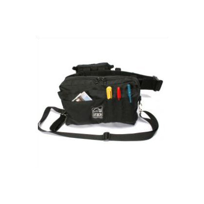 PORTABRACE BP-2B BLK, Waist Belt Production Pac