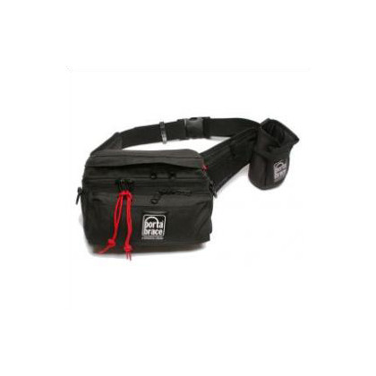 PORTABRACE HIP-2B BLK, Hip Pack, (MD)