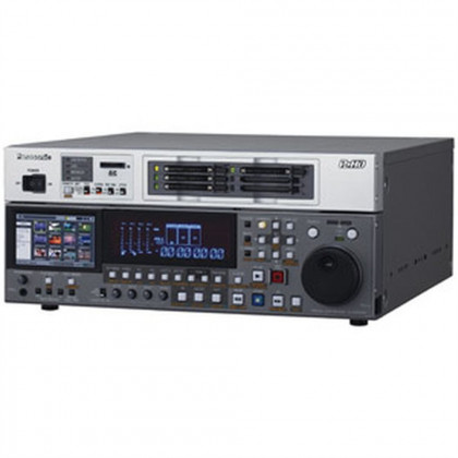 PANASONIC AJ-HPD2500G AJ-HPD2500G P2 HD Recorder