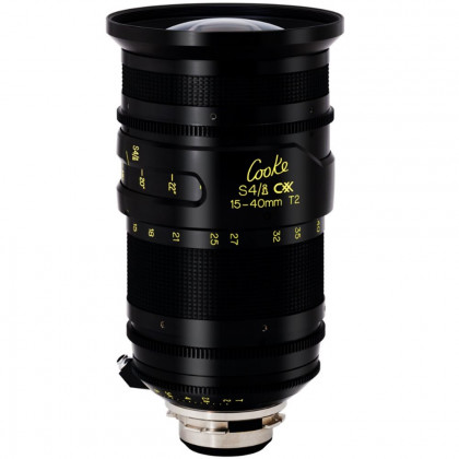 COOKEOPTICS S4I 15-40MM T2 CXX ZOOM Cooke S4i 15-40mm T2.0 CXX Zoom Lens
