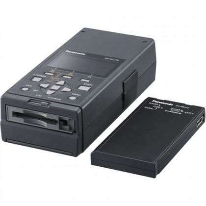 PANASONIC AG-MSU10 AG-MSU10 Portable P2 Media Storage
