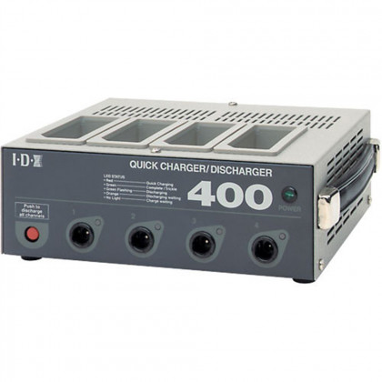IDX I400 IDX System Technology DEMO IDX-400 Battery Charger