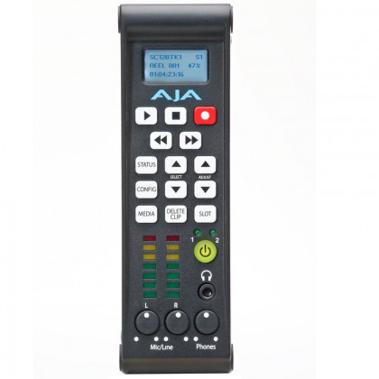 AJA KI-PRO-MINI-R0 Ultra-portable full HD 10-bit ProRe