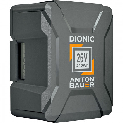 Anton Bauer Dionic 26V 240Wh GM Plus Battery