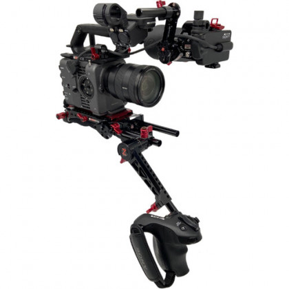 Sony FX6 Z-Finder Recoil Rig