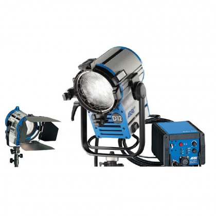ARRI L0.71160.X Daylight 18/12 kW Plus Set