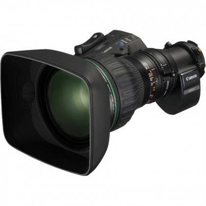 "CANON KJ17EX7.7 IASE 2/3"" HDgc Standard lens"