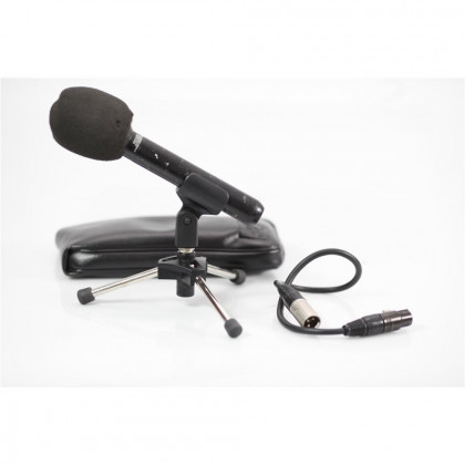 ELECTRO VOICE RE50/B DYNAMIC OMNIDIRECTIONAL MICROPHONE